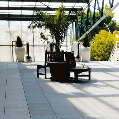 Terrasse Dalles Centre Commercial Plots-Direct.com