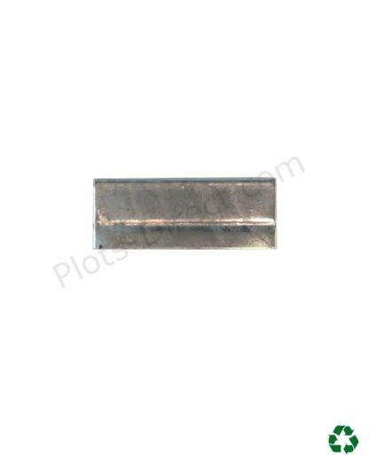 Grille caillebotis acier galvanise 10 x 100 x 4 cm cote Plots-Direct.com