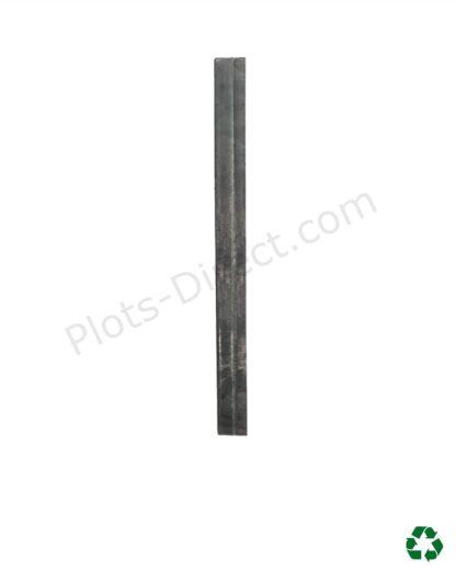 Grille caillebotis acier galvanise 50 x 50 x 4 cm cote Plots-Direct.com